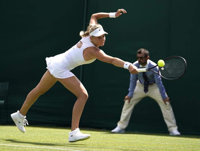 Tennis: Camila Giorgi ok a Washington