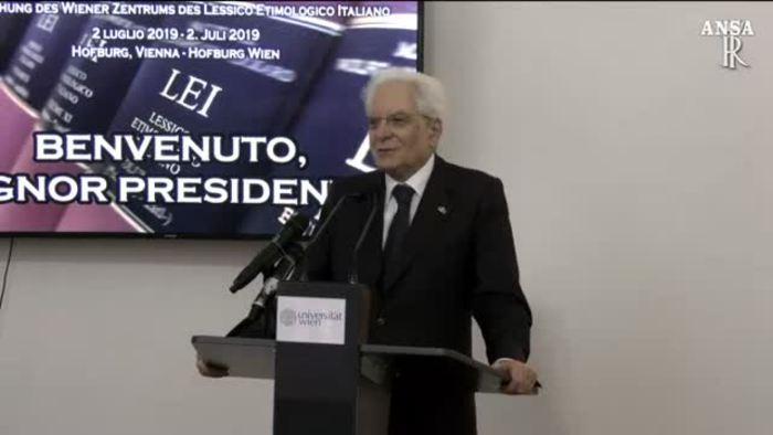 Mattarella: collaborazione atenei esempio per istituzioni - Italia