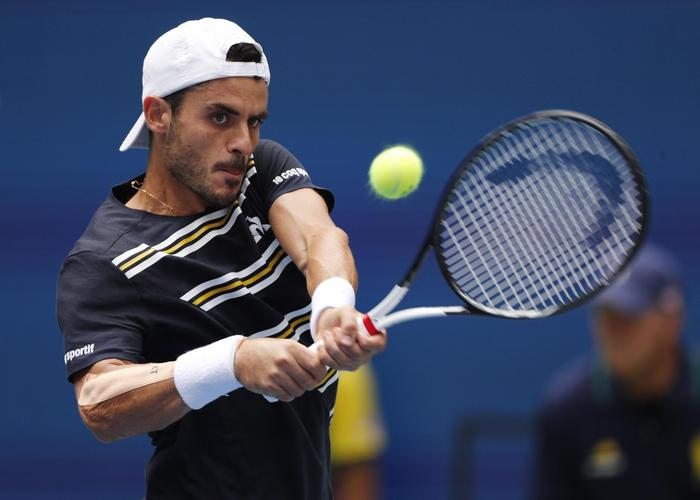 Tennis: Us Open, Cecchinato eliminato