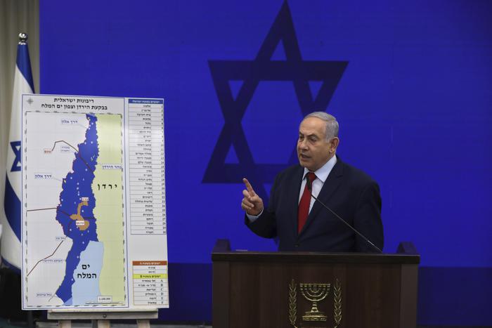 Netanyahu evoca campagna contro Hamas