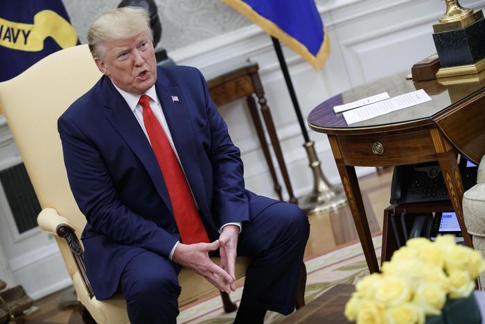 Trump vuole facilitare incontro Rohani