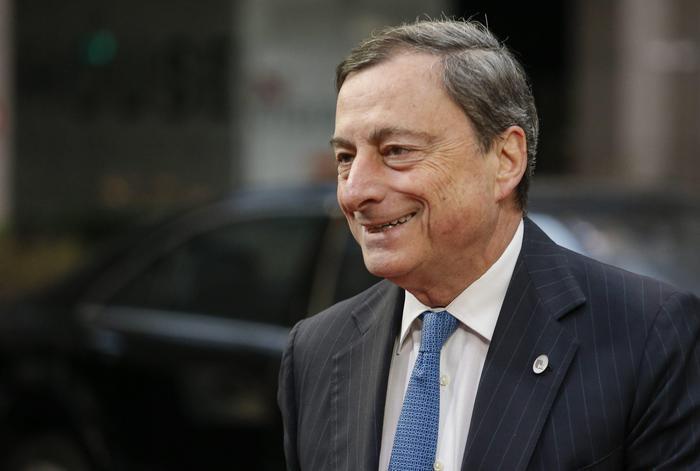 Bce taglia tasso su depositi a -0,50%