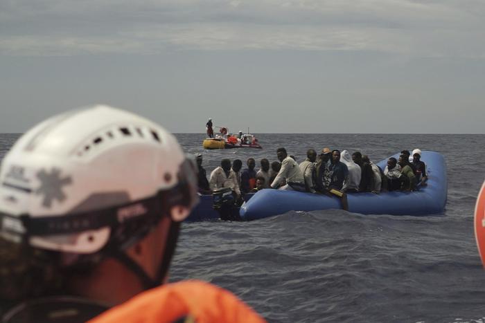 Quattro migranti dispersi in mare a largo di Marettimo