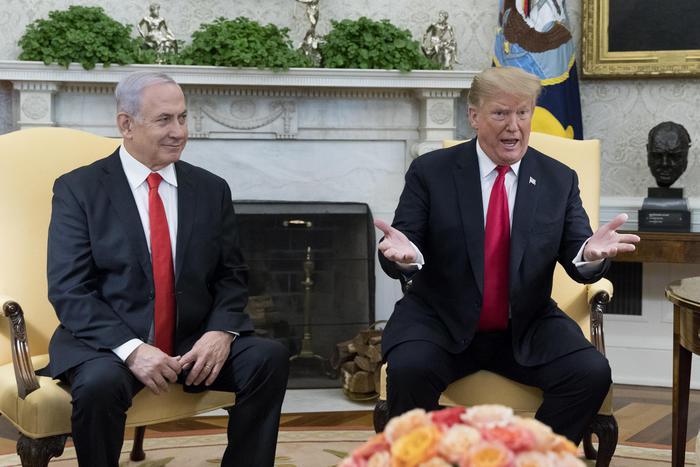 Trump, non credo Israele ci abbia spiato
