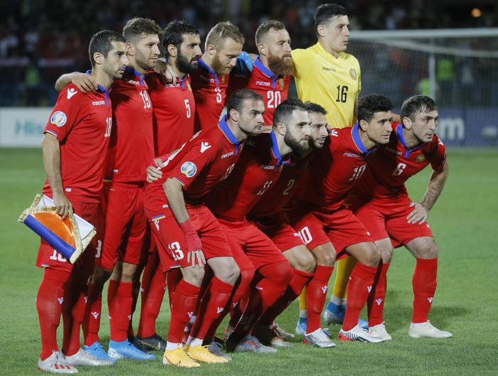 Euro 2020: tutto facile per la Finlandia, 3-0 all'Armenia