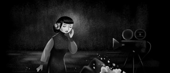 Il doodle di Google dedicato a Anna May Wong