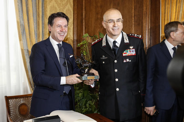 Conte, in Iraq nostri soldati importanti