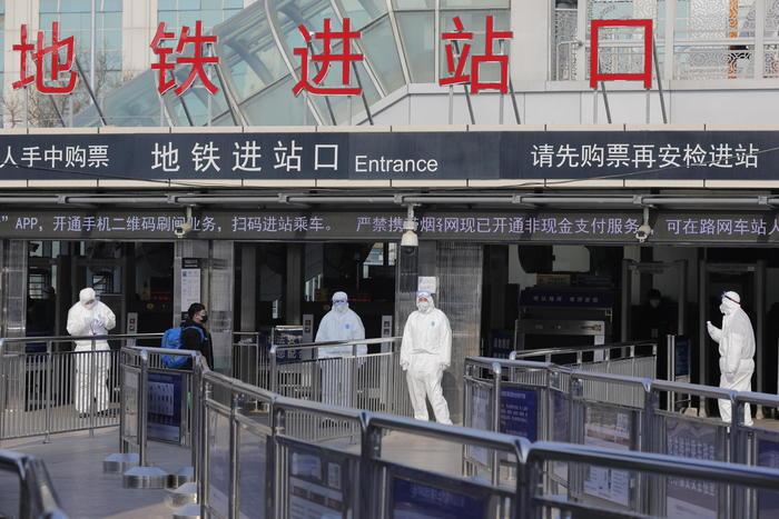 Virus Cina: misure per i casi sospetti