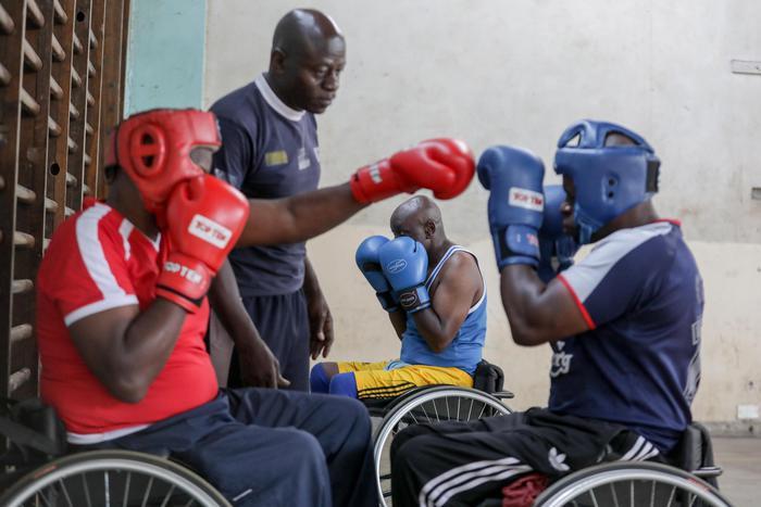 Pugilato: via libera ad attività preboxe per disabili