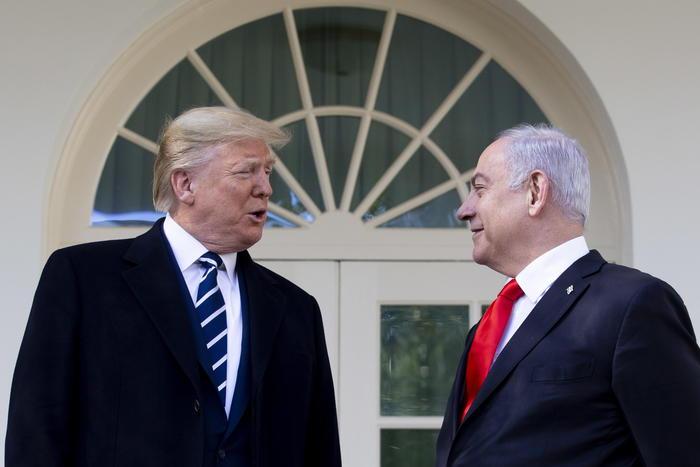 Trump, domani svelo piano di pace