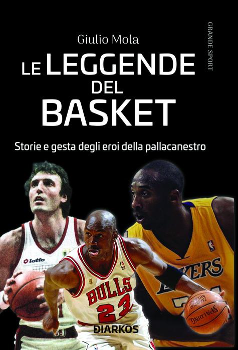 esce libro su leggende Basket, capitolo su Kobe Bryant