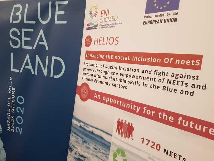 Presentato al Blue Sea Land il Progetto Helios - Press Release - Sicilia