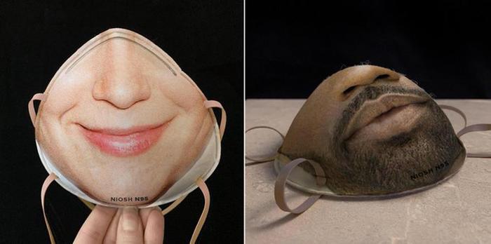 Coronavirus, mascherine compatibili con il riconoscimento del volto - Hi-tech