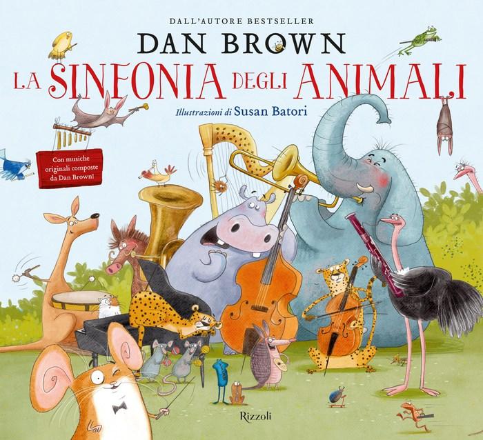Arriva primo libro di Dan Brown per bambini con sue musiche - Ultima Ora