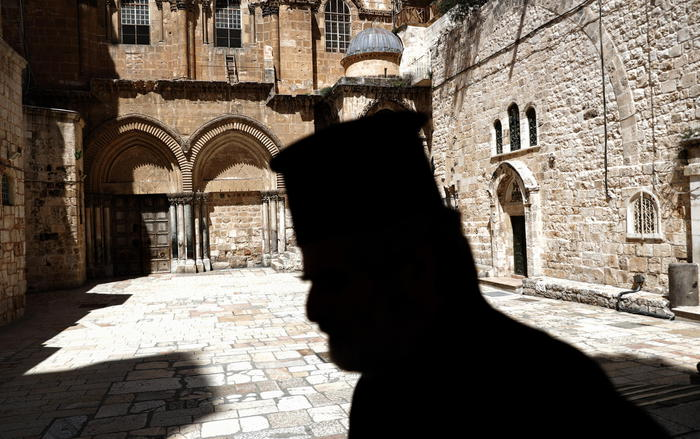 Gerusalemme, STOP  processioni thumbnail
