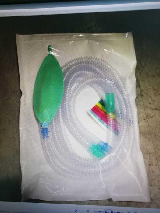 Covid, maxisequestro pezzi respiratori thumbnail