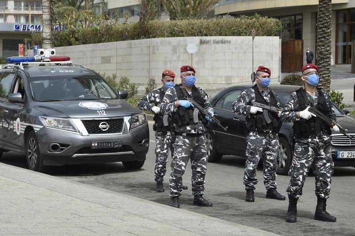 Libano: smantellati sit-in di protesta thumbnail