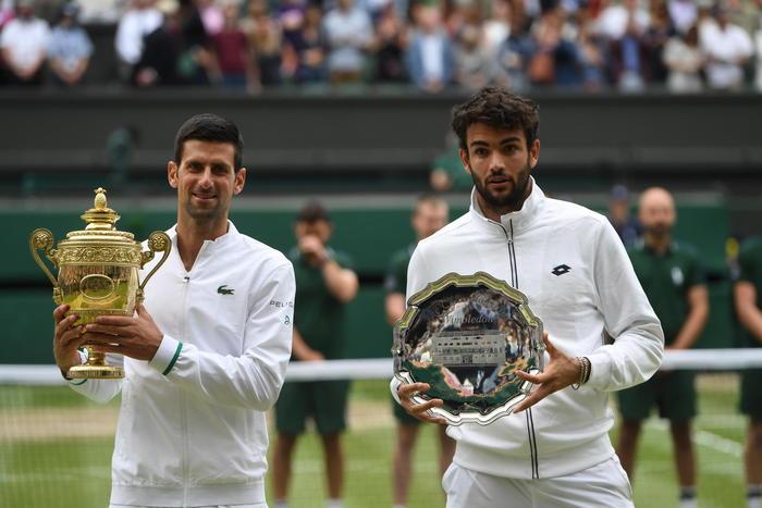 N.1 tennis Djokovic parteciperà alle Olimpiadi