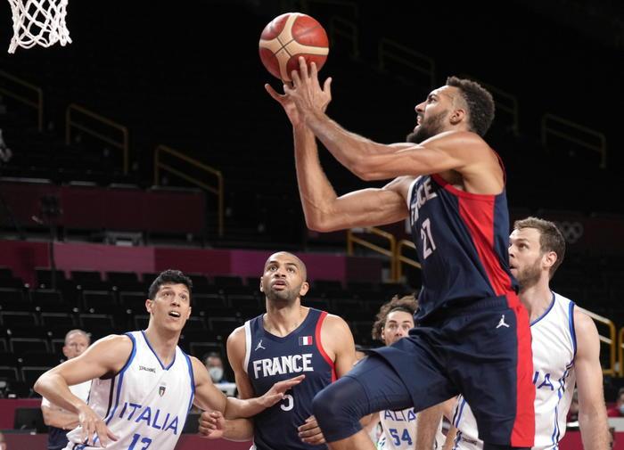 Tokyo: basket, nei quarti Italia eliminata dalla Francia