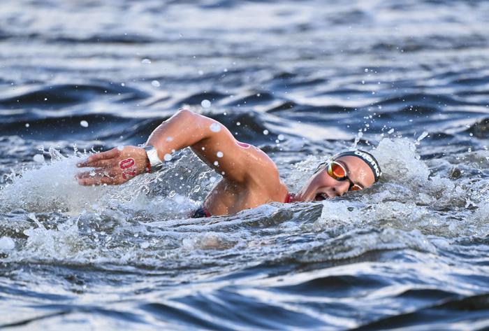 Tokyo 2020: Bruni 14ma nella 10 km di fondo, record anche nei 400 hs donne