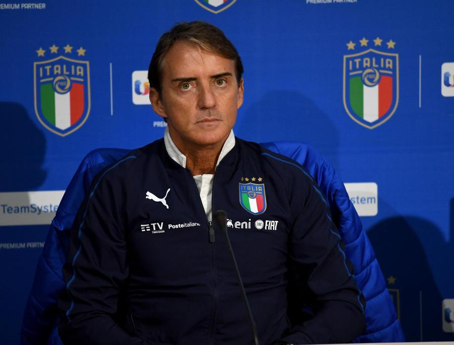 Mancini ad Antonio Conte: