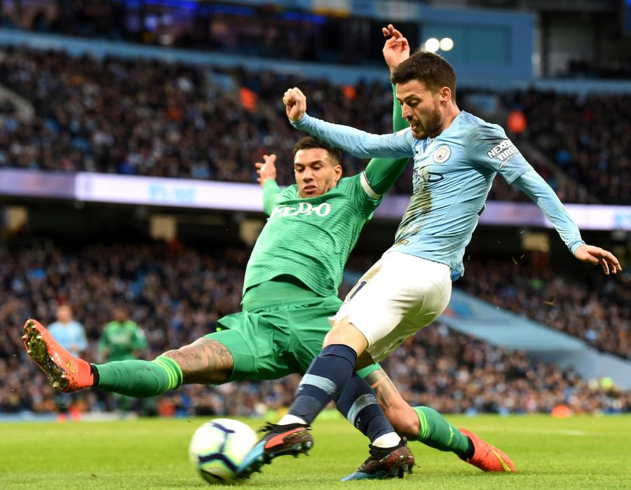 Manchester City vs Watford ©