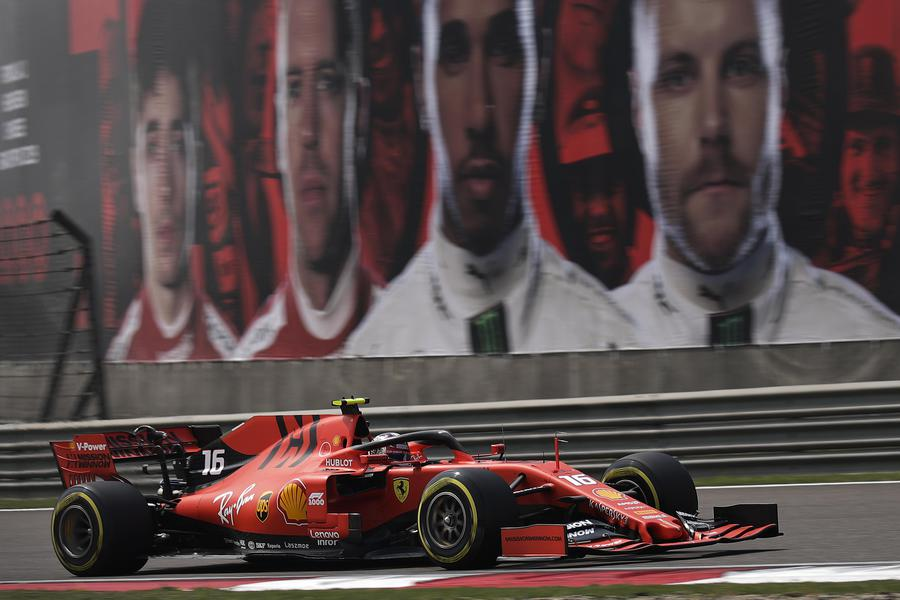 GP Cina - Hamilton: