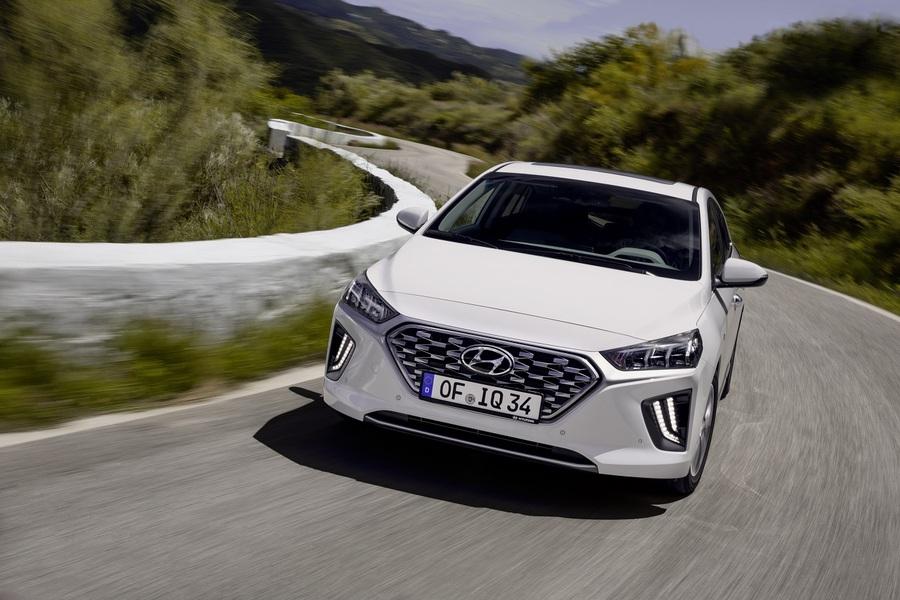 Nuova Hyundai Ioniq, Arriverà In Estate