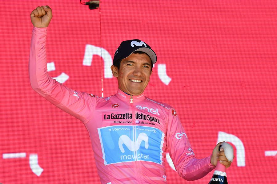 Giro d'Italia, il messinese Nibali ringrazia: niente polemiche con Roglic