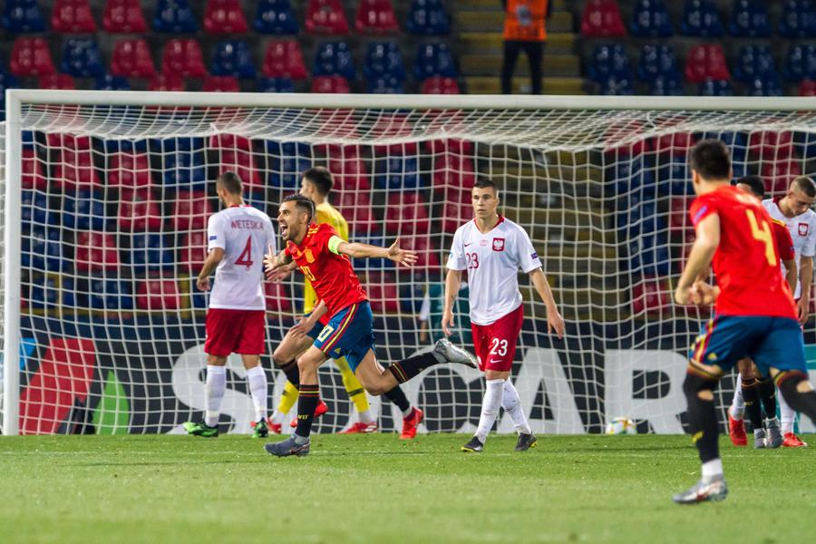 Europeo U21, Fabian colpisce due traverse e poi segna: Spagna avanti 3-0