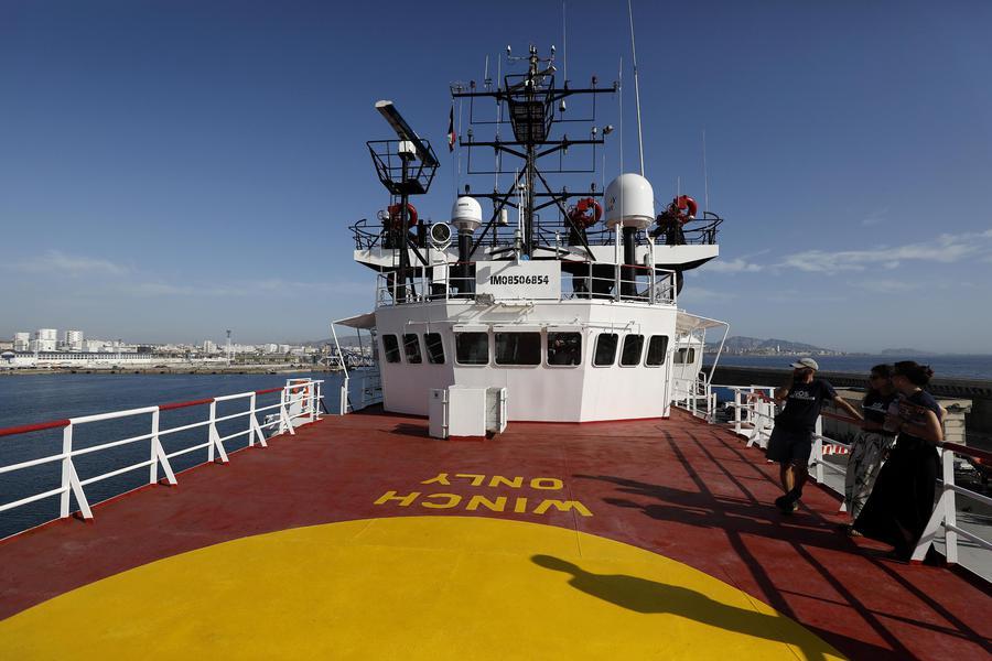 Ocean Viking, interviene Farnesina: