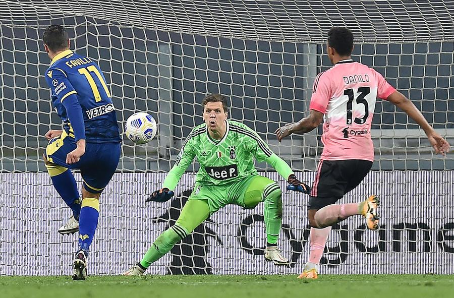 Il Verona impone un altro pari alla Juventus