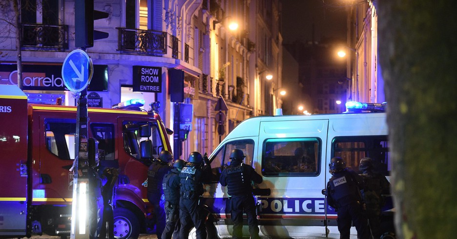 Paris attacks (ANSA)