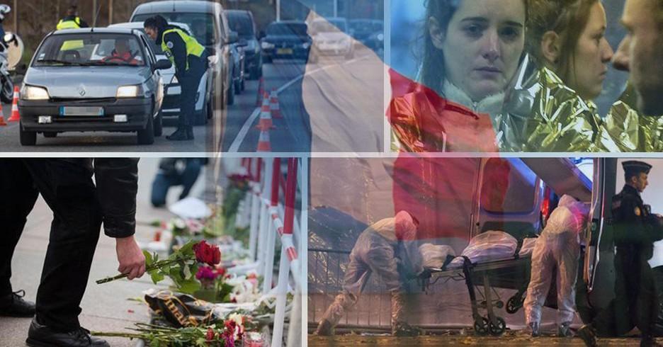Parigi e il 13 novembre (ANSA)