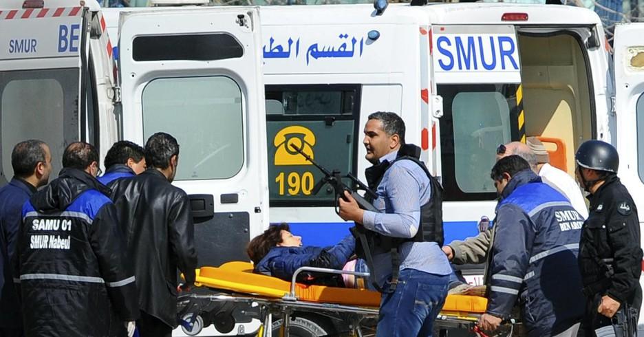 Tunisia, blitz per liberare turisti in ostaggio nel museo del Bardo (ANSA)