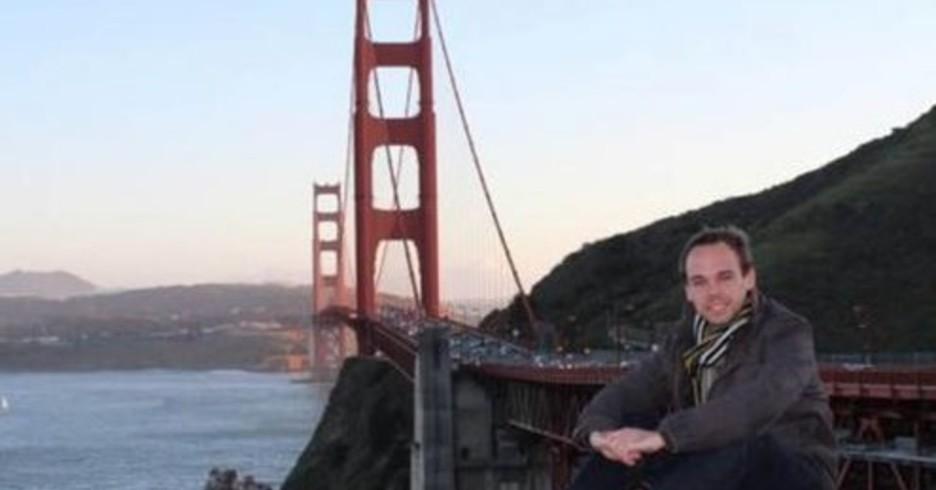 Andreas Lubitz, il copilota che ha fatto precipitare l'airbus della Germanwings in Francia (da Facebook) (ANSA)