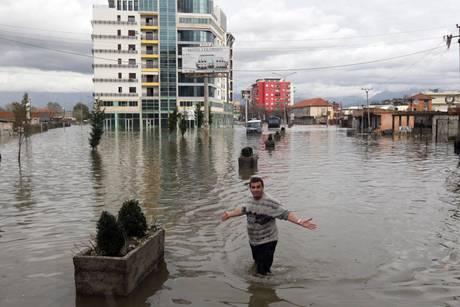 Scutari emmergenza innondazioni come nel Veneto