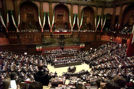 Ipercaforum la barzelletta della riduzione dei compensi for Numero parlamentari italia