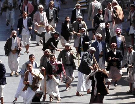Scontri nello Yemen