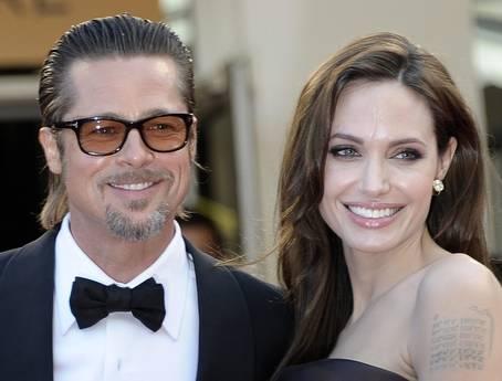 Jolie-Pitt sposi in Francia a settembre?