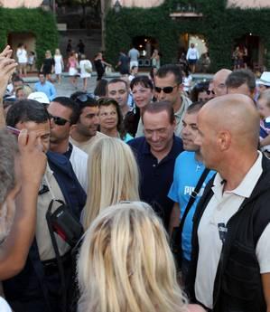 Berlusconi: Aquilani e' da Milan Ee2482ca5b65f7287cc255e7c3aeeb69