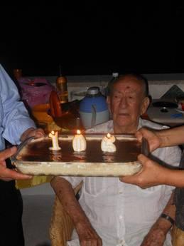 Grognards clandestino a 106 anni concesso visto per for Permesso di soggiorno per motivi umanitari