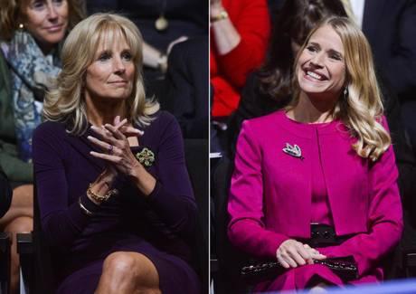 Jill e janna due bionde per i vicepresidenti photostory for Piani casa bagno jill e jill