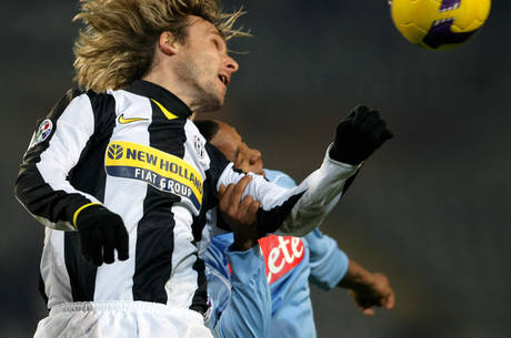 SERIE A; JUVENTUS F.C;S.S.C. NAPOLI [ARCHIVE MATERIAL 20090205 ]