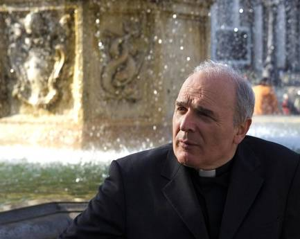 Mons. Camisasca vescovo di Reggio Emilia