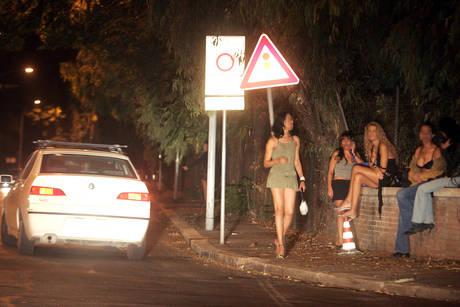 sogno amore prostituzione roma