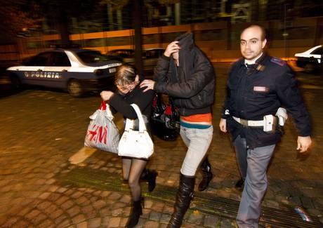 prostitute strada roma