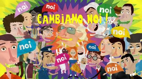 Legalizzazione droghe: un cartoon per sostenere il referendum