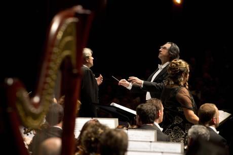 Salisburgo: Muti porta al successo Opera di Roma al Festival