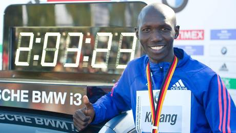 40th Berlin Marathon
